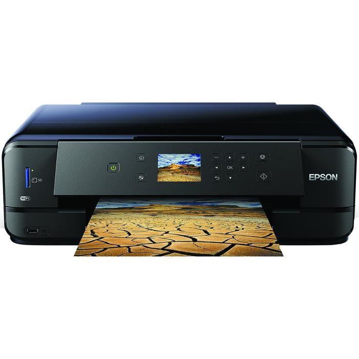 Epson Expression Premium Xp 900 3 en 1 Imprimante Multifonction à Jet d'encre imprimante Din A3, Scanner, photocopieur, Wifi,