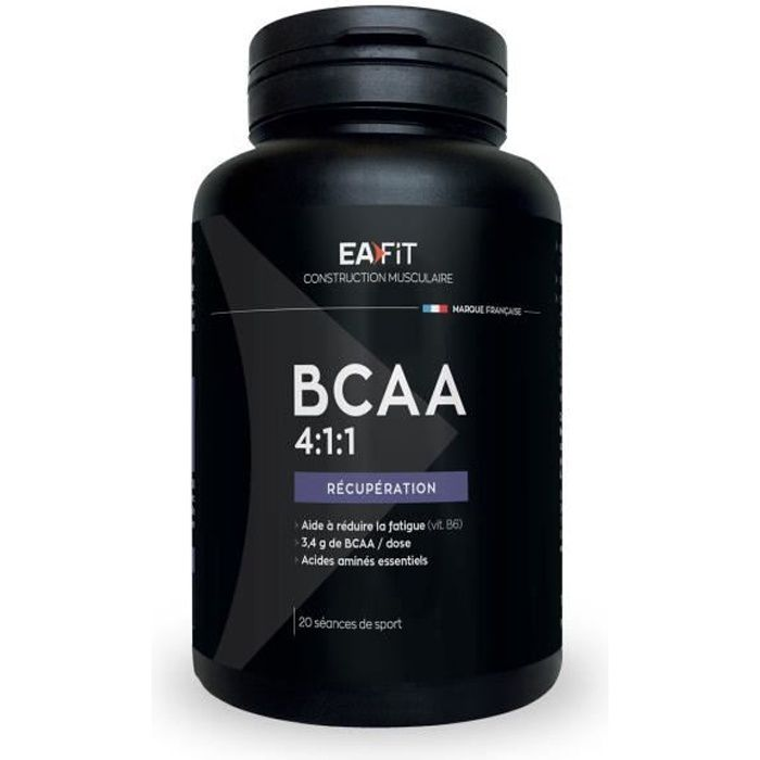 EAFIT BCAA 4:1:1 - 120 gélules