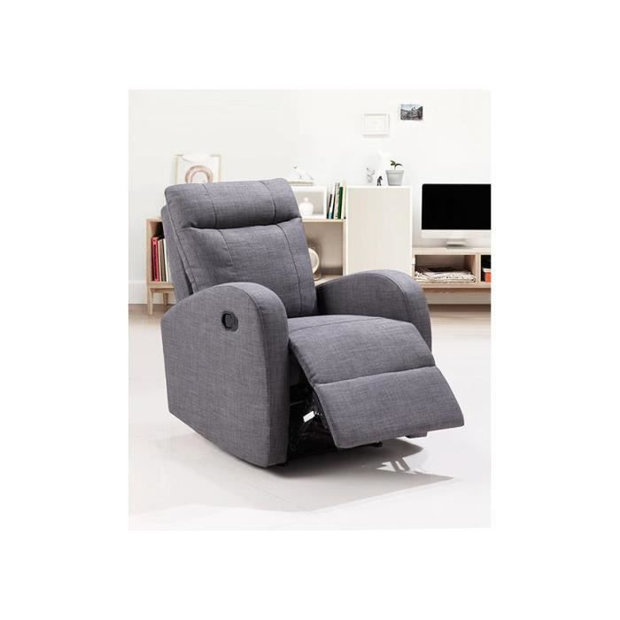 fauteuil relax tissus maison design. Black Bedroom Furniture Sets. Home Design Ideas