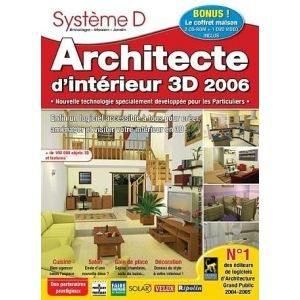 architecte d 39 interieur 3d 2006 prix pas cher cdiscount. Black Bedroom Furniture Sets. Home Design Ideas