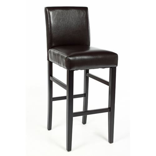 Chaise de bar marron achat vente tabouret de bar for Achat chaise de bar