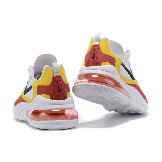 air max 270 blanche rouge