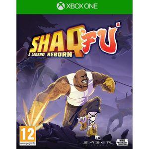 JEU XBOX ONE Shaq Fu A Legend Reborn Xbox One