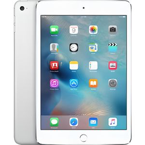 TABLETTE TACTILE Apple iPad mini 4 WiFi 128 GB - Silver - Argent