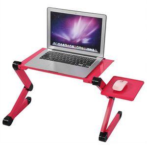 MEUBLE INFORMATIQUE Plateau de table pour ordinateur portable avec sup