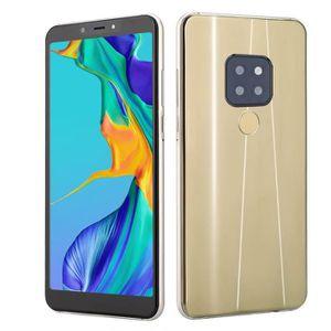 Téléphone portable Eiffel Smartphone empreintes digitales Dual SIM de