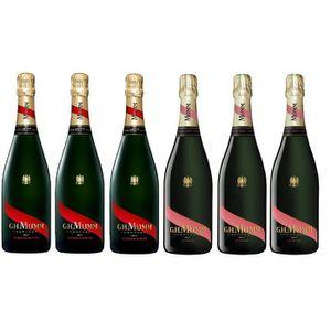 Esoes Lot de 3 Sacs pour Bouteille de vin de No/ël avec Cordon de Serrage