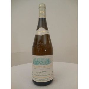 VIN BLANC roussette domaine vullien blanc 2008 - savoie fran