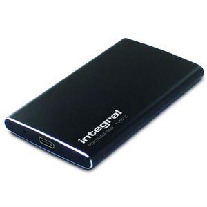 DISQUE DUR EXTERNE Integral - SSD Portable 960 Go, USB 3.1 Gen2 & Typ