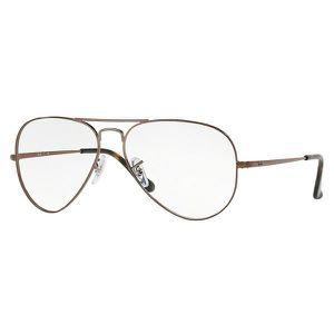 lunette ray ban aviator de vue