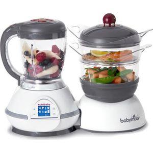 ROBOT BÉBÉ BABYMOOV Robot Cuisine Bébé Nutribaby Cherry