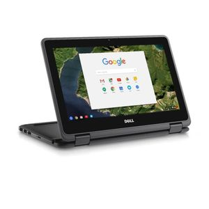 ORDINATEUR PORTABLE Dell Chromebook 11 3180 Celeron N3060 - 1.6 GHz Ch