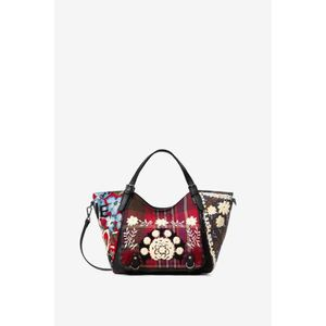 Desigual Double Gin Holbox Shoulder Bag Rainy Day [65187]