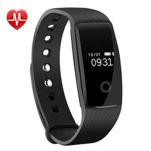 MONTRE CONNECTÉE Mpow étanche Bluetooth 4,0 Smart Fitness Tracker a