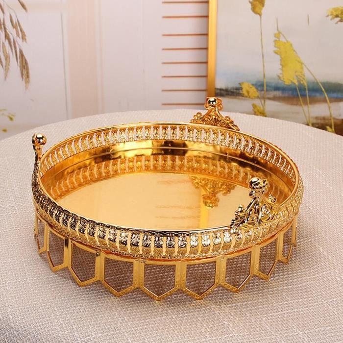 Plaques tournantes,Plateau de cuisson pour gâteau,20-25cm,présentoir,décoration de Table pour fête de mariage,plateau pour - Type S