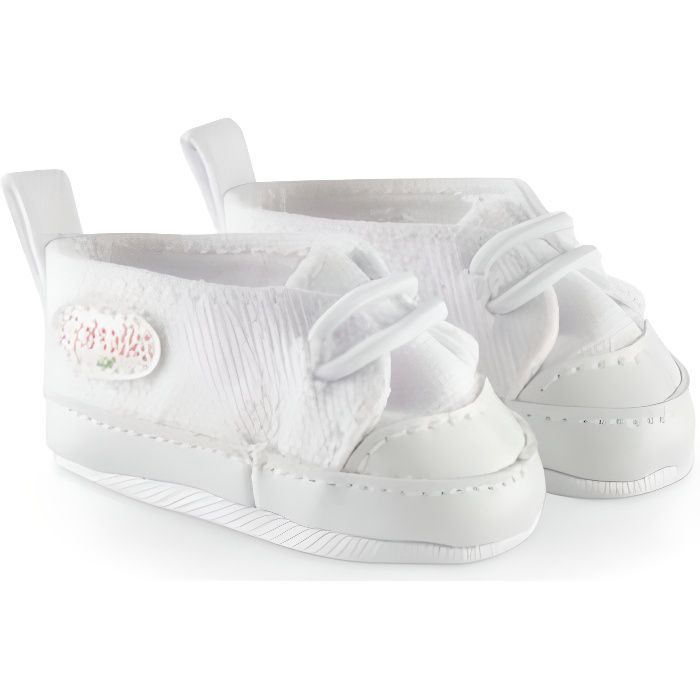 COROLLE Baskets Blanches Dès 3 Ans