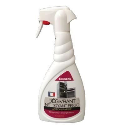 Nettoyant Dégivrant Frigo Ecogène - 500 ml