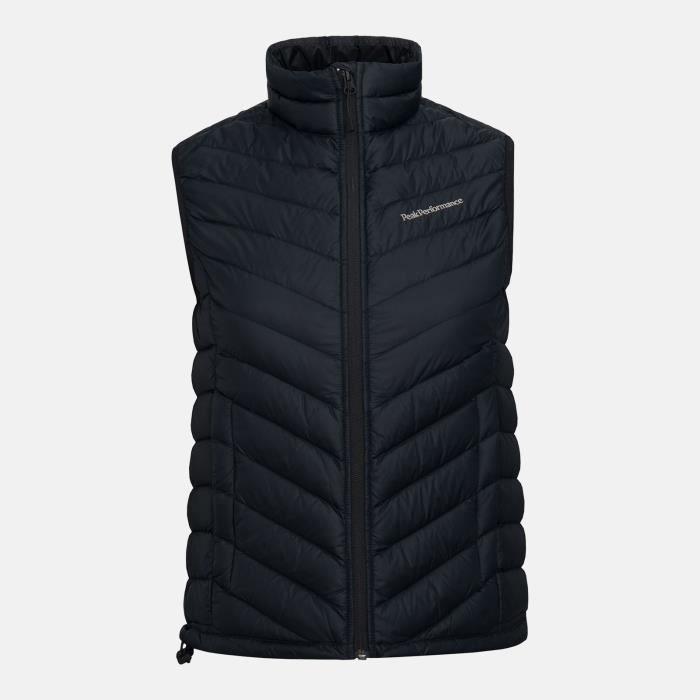 Doudoune Sans Manches Peak Performance W Frost Down Vest Black Femme