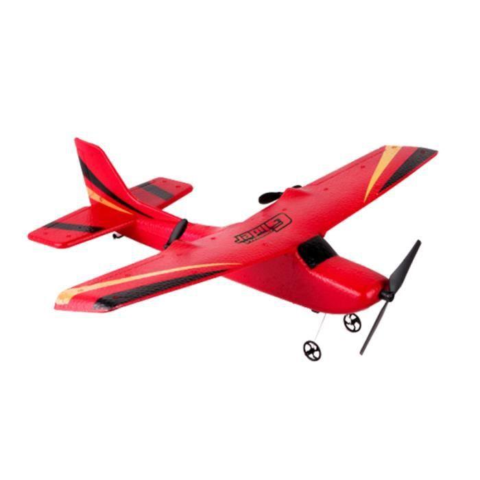 2.4G Z50 Télécommande Planeur Bi-Directionnel EPP Mousse Intégrée 6 Axes Avion Enfants Jouets (Télécommande sans Batterie) DRONE