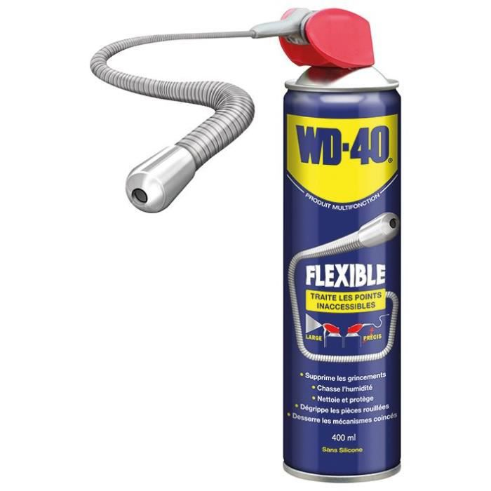 WD-40 Flexible aérosol - 400 ml