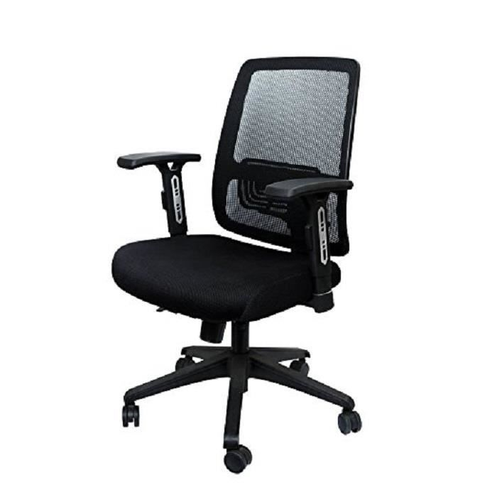 iwmh chaise de bureau professionnel chaise ergonomique accoudoir avec l 39 ordinateur de commande. Black Bedroom Furniture Sets. Home Design Ideas