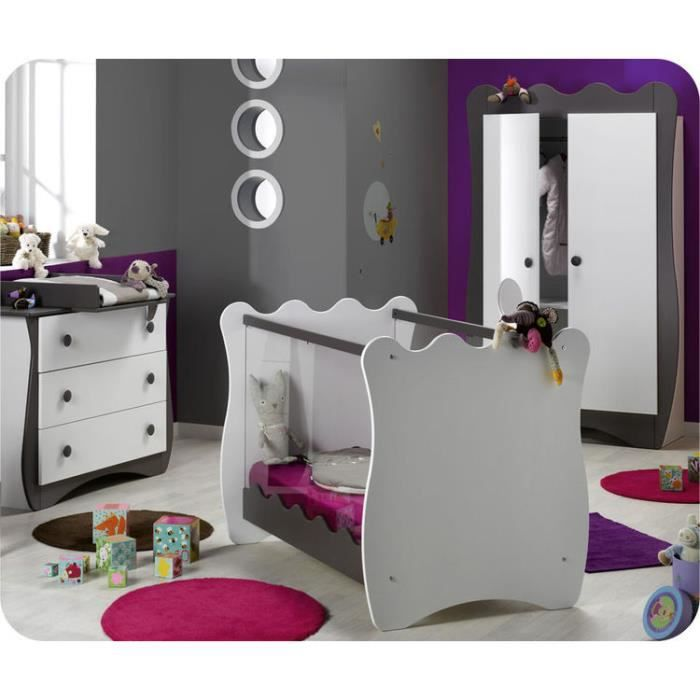 Eb chambre b b compl te doudou taupe achat vente chambre compl te b b eb chambre b b Bebe chambre complete
