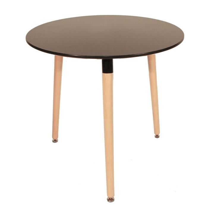 sixtees table pour 4 personnes design scandinave nordique bi mati re achat vente table. Black Bedroom Furniture Sets. Home Design Ideas