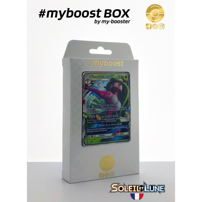 Carte Pokemon Soleil Et Lune Gx En Coffret Achat Vente Jeux Et