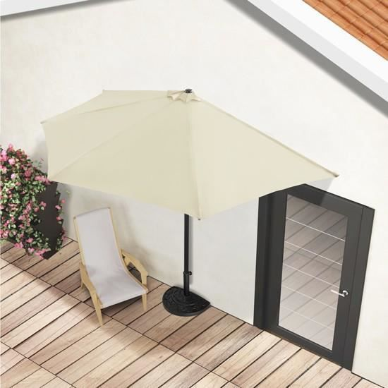 parasol pour balcon achat vente parasol pour balcon. Black Bedroom Furniture Sets. Home Design Ideas