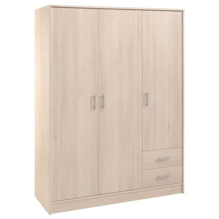 armoire penderie bois achat vente armoire penderie. Black Bedroom Furniture Sets. Home Design Ideas