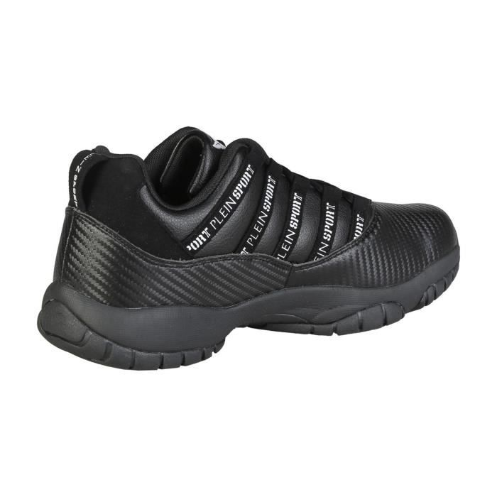 Plein Sport - Baskets / Sneakers basses - Noir