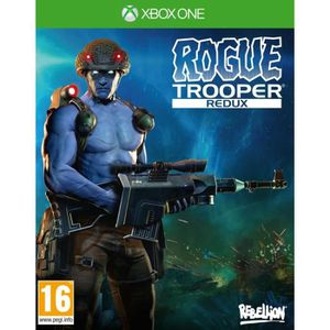 JEUX XBOX ONE Rogue Trooper Redux Jeu Xbox One