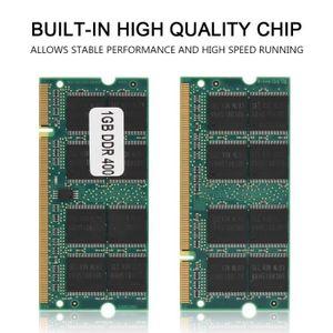 MÉMOIRE RAM Tangxi  Mémoire DDR1 RAM Mémoire 1 Go 400 MHz PC-3