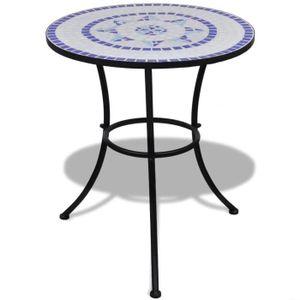 Table Mosaique 70 Cm Achat Vente Pas Cher