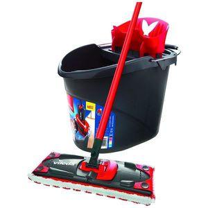 BALAYEUSE Vileda -  Ultra Max complète : Set Balai à Plat +