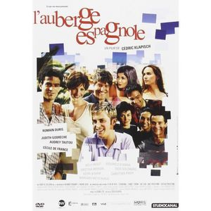 DVD FILM DVD - L'Auberge espagnole [Édition Single]