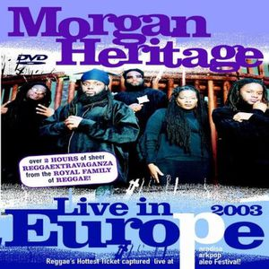 BLU-RAY FILM CRS - Live In Europe 2003 DVD Blu ray Films