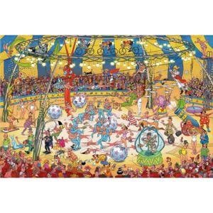 PUZZLE Puzzle 1000 pièces : Jan Van Haasteren : Cirque Ac