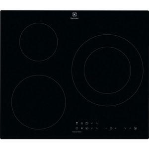 PLAQUE INDUCTION Electrolux - plaque de cuisson à induction 60cm 3
