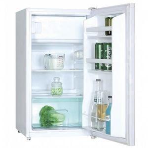 RÉFRIGÉRATEUR CLASSIQUE Réfrigérateur Table top 48cm 3* classe A+ SILVER