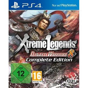 JEU PS4 DYNASTY WARRIORS 8 : XTREME LEGENDS - COMPLETE …