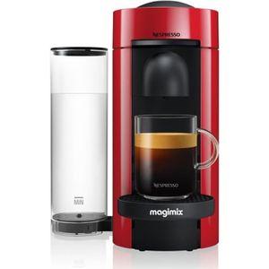 MACHINE À CAFÉ Magimix Nespresso Vertuo Plus Rouge