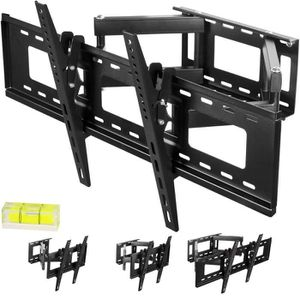 FIXATION - SUPPORT TV Support TV mural MOUNTY® MY153, pivotant, inclinab