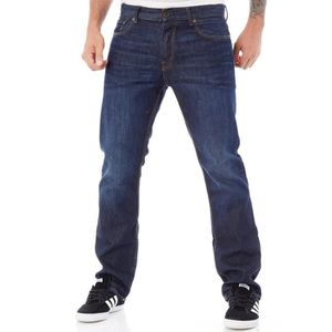 JEANS Jeans Quiksilver High Force Bleu Glass ...
