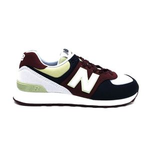BASKET NEW BALANCE SNEAKERS 574 MULTICOLOR ML574INE (40.5