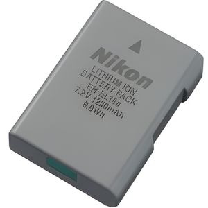 BATTERIE APPAREIL PHOTO NIKON EN-EL14A LITHIUM-IONEN-BATTERIE RECHARGEABLE