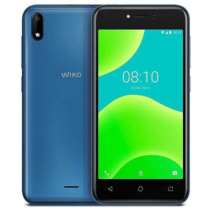 L-TEL Lib WIKO Y50 5 ́ ́ 16/1GB Azul