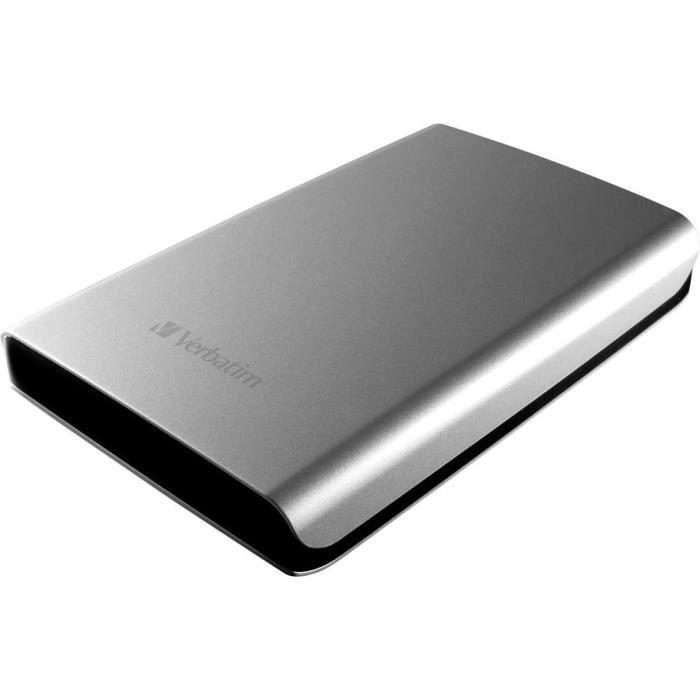 VERBATIM Disque Dur Externe Store´n´Go - USB 3.0 - 2TB