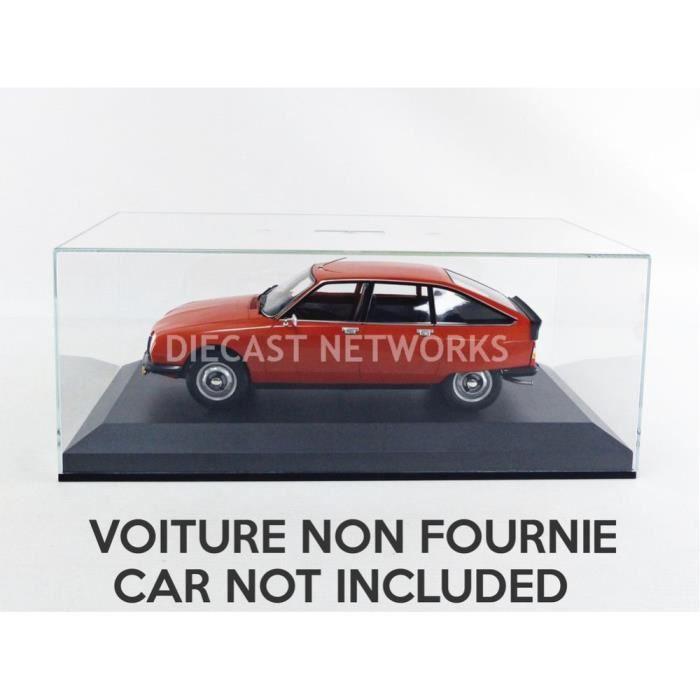 Voiture Miniature de Collection - MAGIC-MODELS 1/18 - BOITE-VITRINE Show-Case 1/18th - Plexiglass - BV18MM