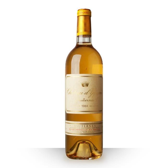 Château d'Yquem 1994 Blanc 75cl AOC Sauternes - Vin Blanc